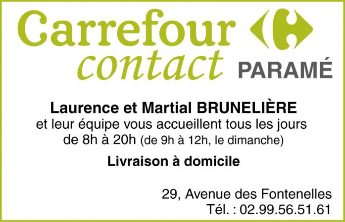 Carrefour Contact Paramé