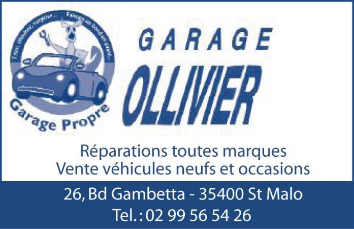 Garage ollivier asptt saint malo for Garage opel st malo